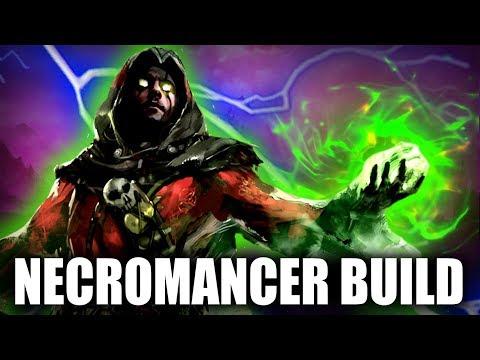 Skyrim SE Builds - The Necromancer - Undead Vampire Lord Build