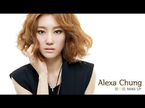 Celebrity Style#10: 알렉사 청 메이크업 - Alexa Chung Makeup