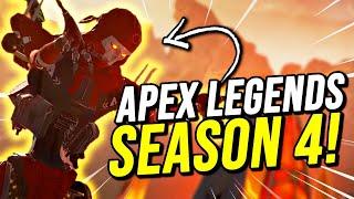 PLAYING REVENANT IN APEX LEGENDS SEASON 4!