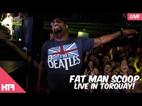 Fatman Scoop - Be Faithful (Live @ Venue, Torquay)