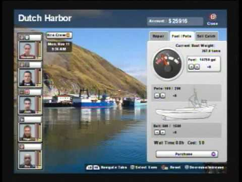 Deadliest Catch: Alaskan Storm Gamescrap.com video review