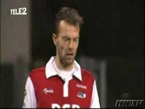 AZ-PSV goal afellay