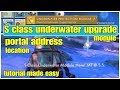 S Class Underwater Upgrade Module Location and Directions No Man's Sky Next EUCLID