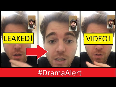 Shane Dawson LEAKED VIDEO on FACETIME! #DramaAlert Nelk Boys in COURT! Jake Paul ( Very Weird )
