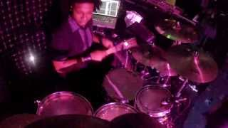 """Action"" Jay Jackson DRUM CAM 