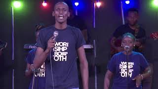 Wakitiibwa Mukama - Emmanuel Ssettuba Worship Booth with Sheilah