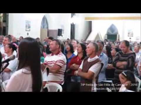 74ª FESTA DE SÃO FÉLIX DE CANTALICE 2016