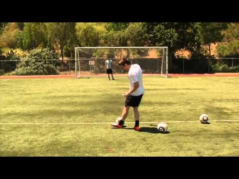 How To Kick A Soccer Ball   3 Soccer Kicks You Must Know