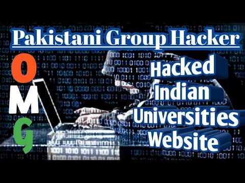 Delhi University, IIT Delhi & AMU Official Site Hacked | Pakistani Group Hacker | Ransomware [Hindi]