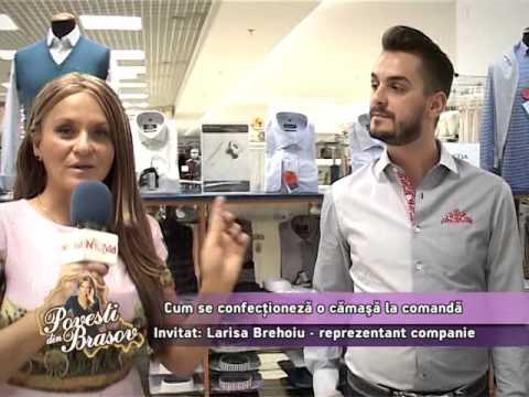 """Braiconf - """"Povești din Brașov"""" la Nova TV Brașov"""