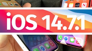 How to Update to iOS 14.7.1 - iPhone 12, iPhone 12 mini, iPhone 12 Pro, iPhone 12 Pro Max