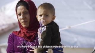 After the Airstrike | World Vision