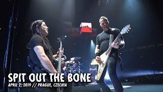Metallica: Spit Out the Bone (Prague, Czechia - April 2, 2018)