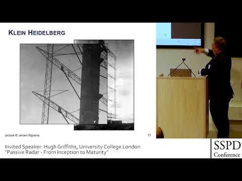 SSPD 2017 Invited Speaker: Prof. Hugh Griffiths, UCL