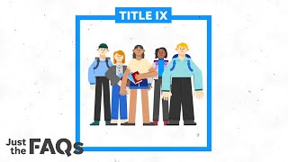 Here's how Title IX is used to protect trans students, female athletes | Just the FAQs