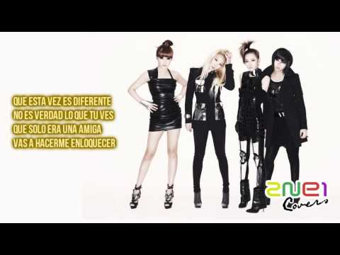 【In The Club 】★ 2NE1 Spanish Cover