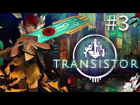 Transistor - iOS Apple TV Gameplay #3 - Sybil