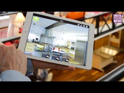 delta dore veut devenir le pilote des objets connect s la maison youtube. Black Bedroom Furniture Sets. Home Design Ideas