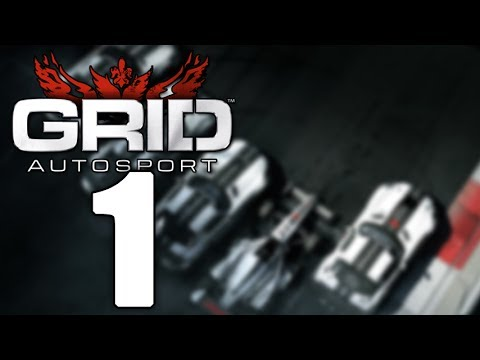 GRID Autosport - Episode 1: All Realistic And Stuff