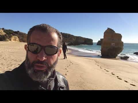 Albufeira (Praia de São Rafael) - Portugal