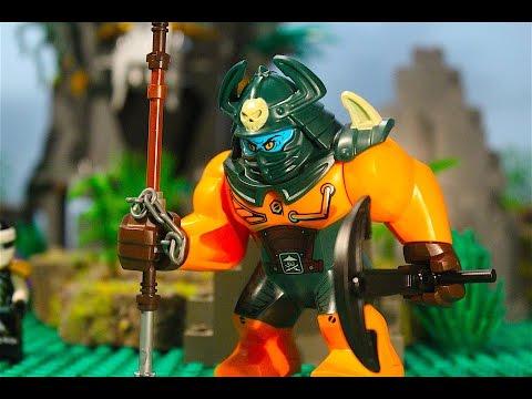 LEGO NINJAGO Piracy! Episode 5 - Tiger Widow Island