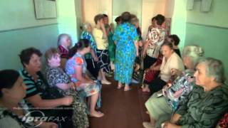 Врачи из больницы МВД провели медосмотр в Новотошковке