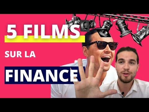 5 FILMS sur la FINANCE à voir ABSOLUMENT !