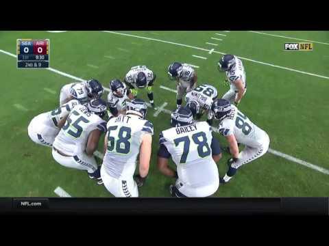 Seattle Seahawks vs. Arizona Cardinals Week 17 2015 Season