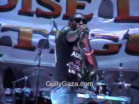 Vybz Kartel - Live at Champions in Action (Antigua) December 19th 2009 Part 1.