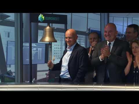 LiquidShare, the European blockchain fintech for SME post trade, celebrates its launch