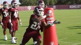Training Camp Uncut: Linebackers