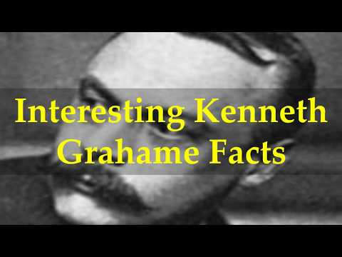 Interesting Kenneth Grahame Facts