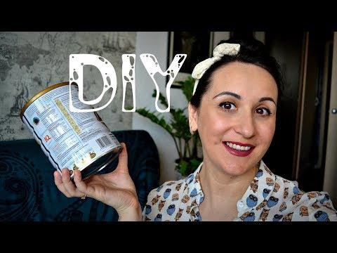 видео: diy. Что сделать из жестяных банок?