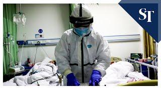 Head of hospital dies in coronavirus epicentre