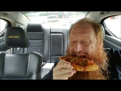 """""""Gas Station Grubbin' """" episode 12 - Conoco - Hunt Brothers Pizza - Review - MUKBANG"""