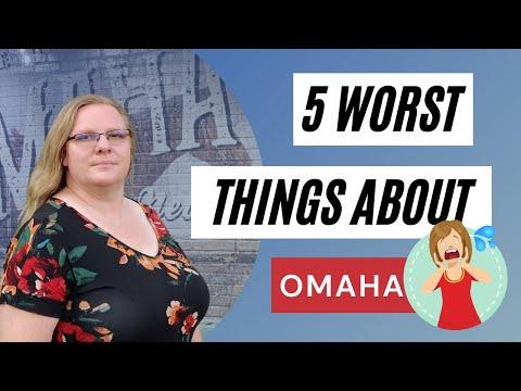 5 Worst Things about Omaha Nebraska [2021]