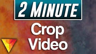 Hitfilm Express : H๐w to Crop Video Tutorial