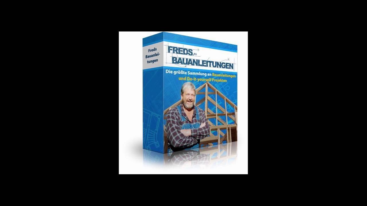 Freds Bauanleitungen Erfahrungen