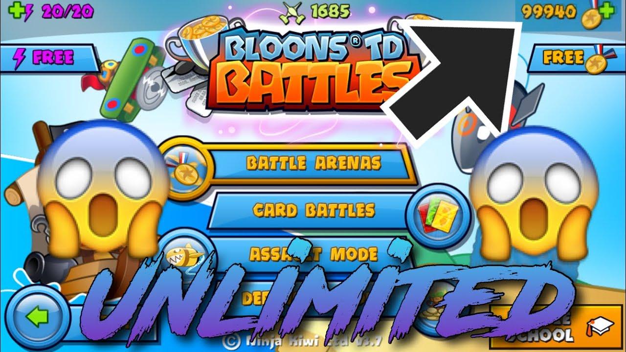 bloons td battles hack apk 6.1.1