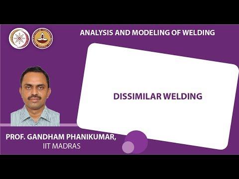 Dissimilar Welding