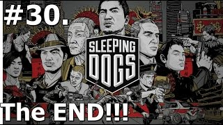 30. Sleeping Dogs (PC) - The End [1080p/60FPS]