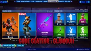 FORTNITE BOUTIQUE OF AUGUST 15, 2019 - FORTNITE ITEM SHOP AUGUSTE 15 2019 - SKIN NETERO