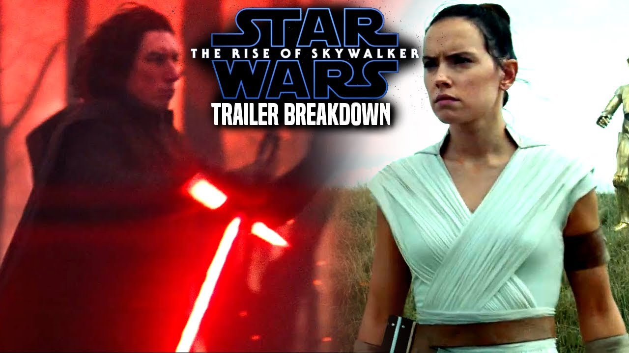 Star Wars Celebration reveals 'Episode IX' trailer and title: 'The Rise of Skywalker'
