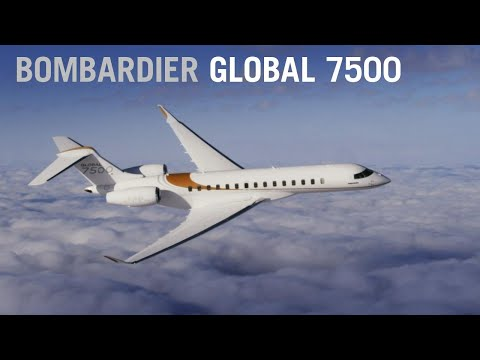 Bombardier's Global 7500 Achieves Certification – AINtv