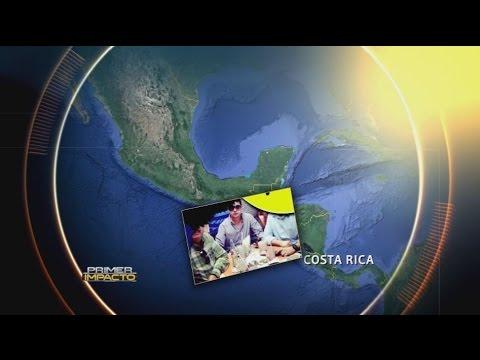 Buscando a El Chapo en Costa Rica, Sinaloa