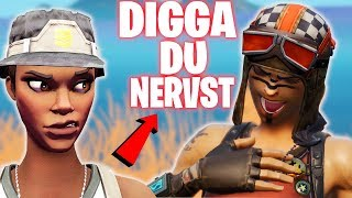 🤣I'm nerveing 24 HOURS other OG SKINS clans with RENEGADE RAIDER and ES ESCALATED..! (Fortnite)
