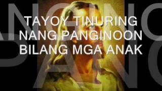 PANANAGUTAN BUGOY DRILON.wmv