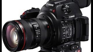 Canon C100 mark II обзор(http://dslrvideos.ru/canon-c100-mark-ii-obzor.html Canon C100 mark II - профессиональная камера высокого класса с датчиком большого формат..., 2015-07-07T19:48:01.000Z)
