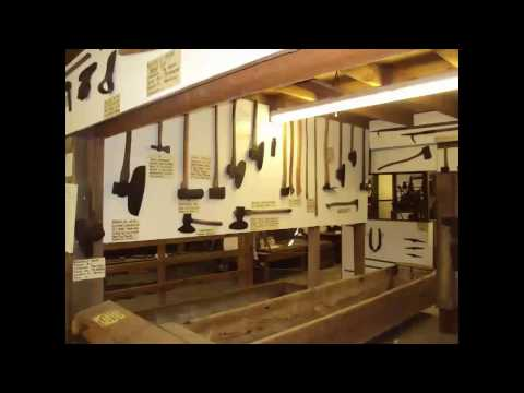 Visiting The Museum of Appalachia ~ Part 1 ~ by Old Sneelock's Workshop