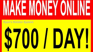 How to earn money online free-make $700 per day